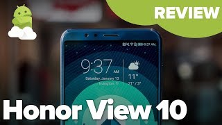 Honor View 10 review: The OnePlus 5T killer?