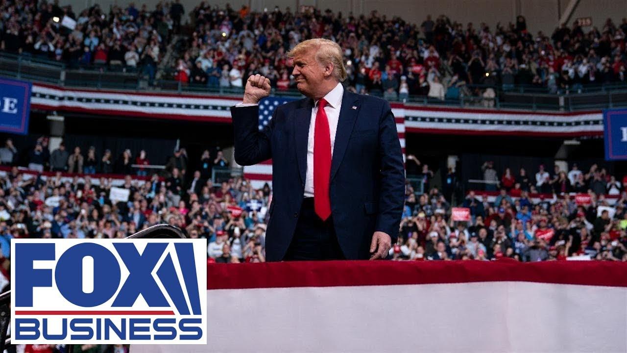 Trump touts economy, job growth during Keep America Great rally - FOX News