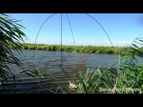 Рыбалка на паук