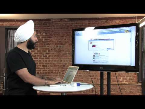 Togetherville CEO Mandeep S. Dhillon