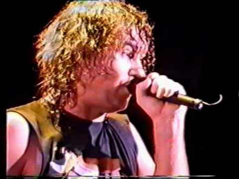 Jimmy Barnes - live - Dont Let Go 1989