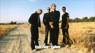 Cold Play - Yellow
