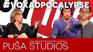 VoxAdpocalypse Internet Is Out Of Control YouTube Down AGAIN On Puša Studios Tek Talk