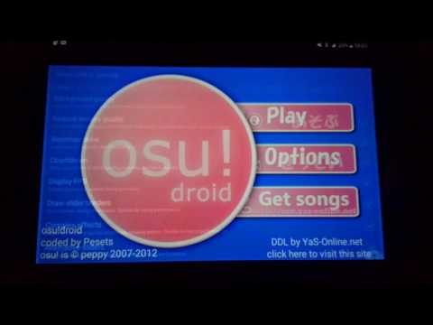 How to get beatmaps on osu!droid manually! [READ DESC]