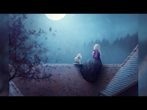 Missing You - Photoshop manipulation Tutorial