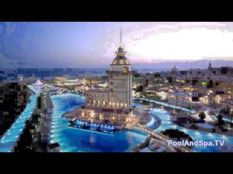 Best Of Class Swimming Pool & Hot Tub Spa Installations Of 2013 - PoolAndSpa.TV