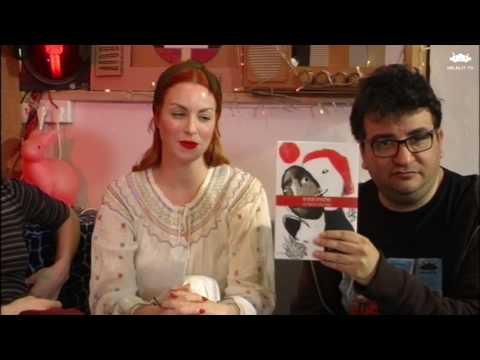 חתיכות | עמית איצקר ויואב טל גוזרים ומדביקים את יובל המנוול ואת תמה גורן | halalit.tv