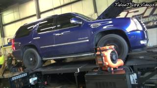 Two LSA Swapped Escalades Shock Us On The Dyno