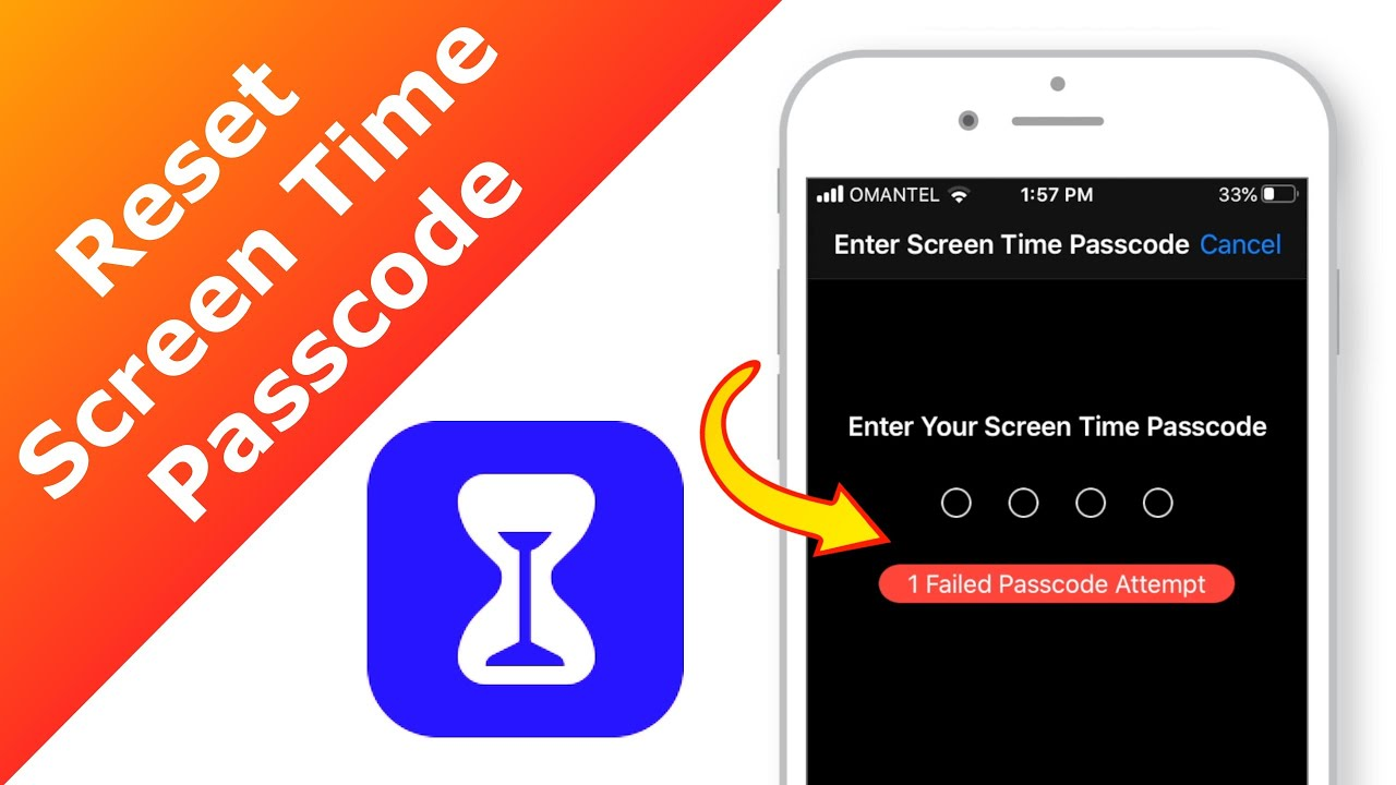Recover/ Reset Screen Time / Restrictions Passcode! [EASY]