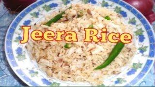 Jeera Rice Recipe| Flavoured Cumin Rice| Jeera Rice Recipe in Hindi/Urdu| indiannewmom Nilam