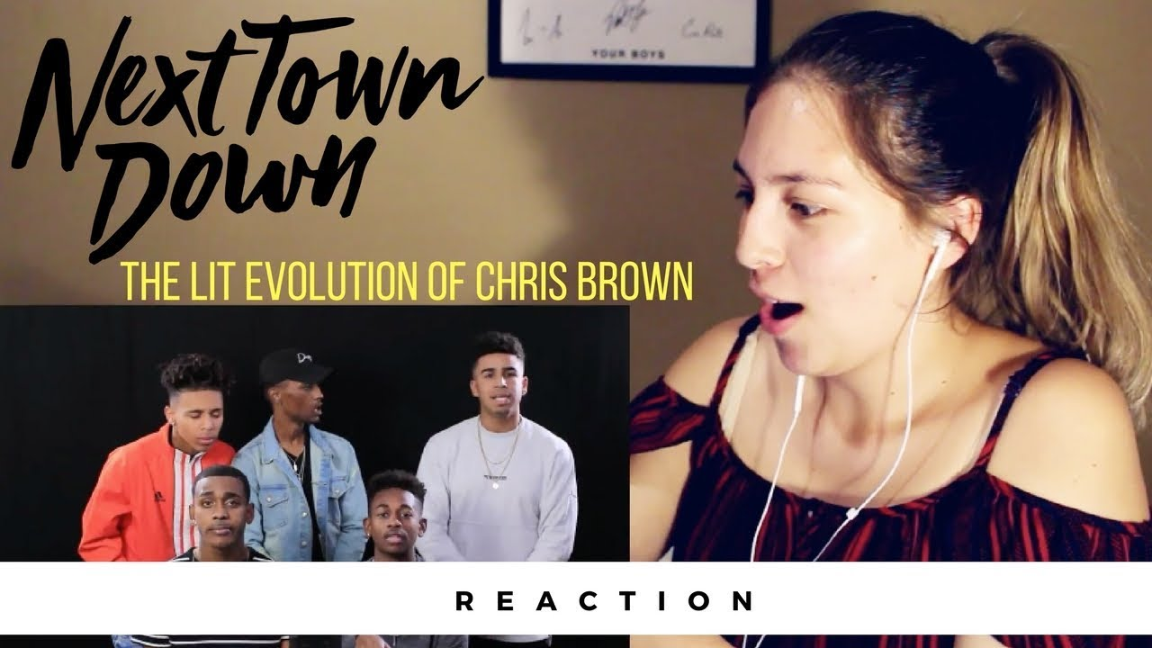 Download The Lit Evolution of Chris Brown- Look at Me Now x With You x Party x New Flame REACTION !