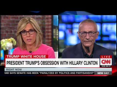 John Podesta Dodges On Hillary Clinton Selling a Fifth of U.S. Uranium to Russia
