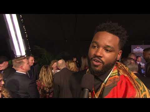 Black Panther  World Premiere    Ryan Coogler - Writer/Director