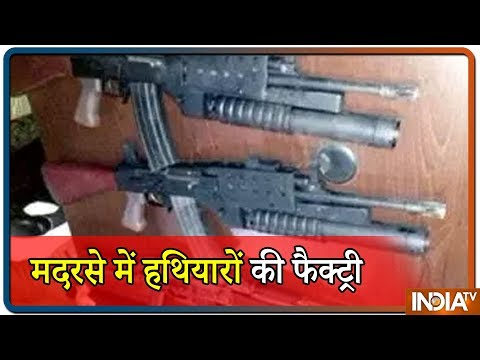 UP: Arms Found In Madrasa During Raid, 6 Arrested