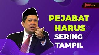 Fahri Hamzah Kritik Pak Jokowi: Jangan Tampak Bingung dan Ragu - JPNN.com