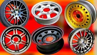 Чем отличаются кованные, литые и штампованные автомобильные диски, как их производят