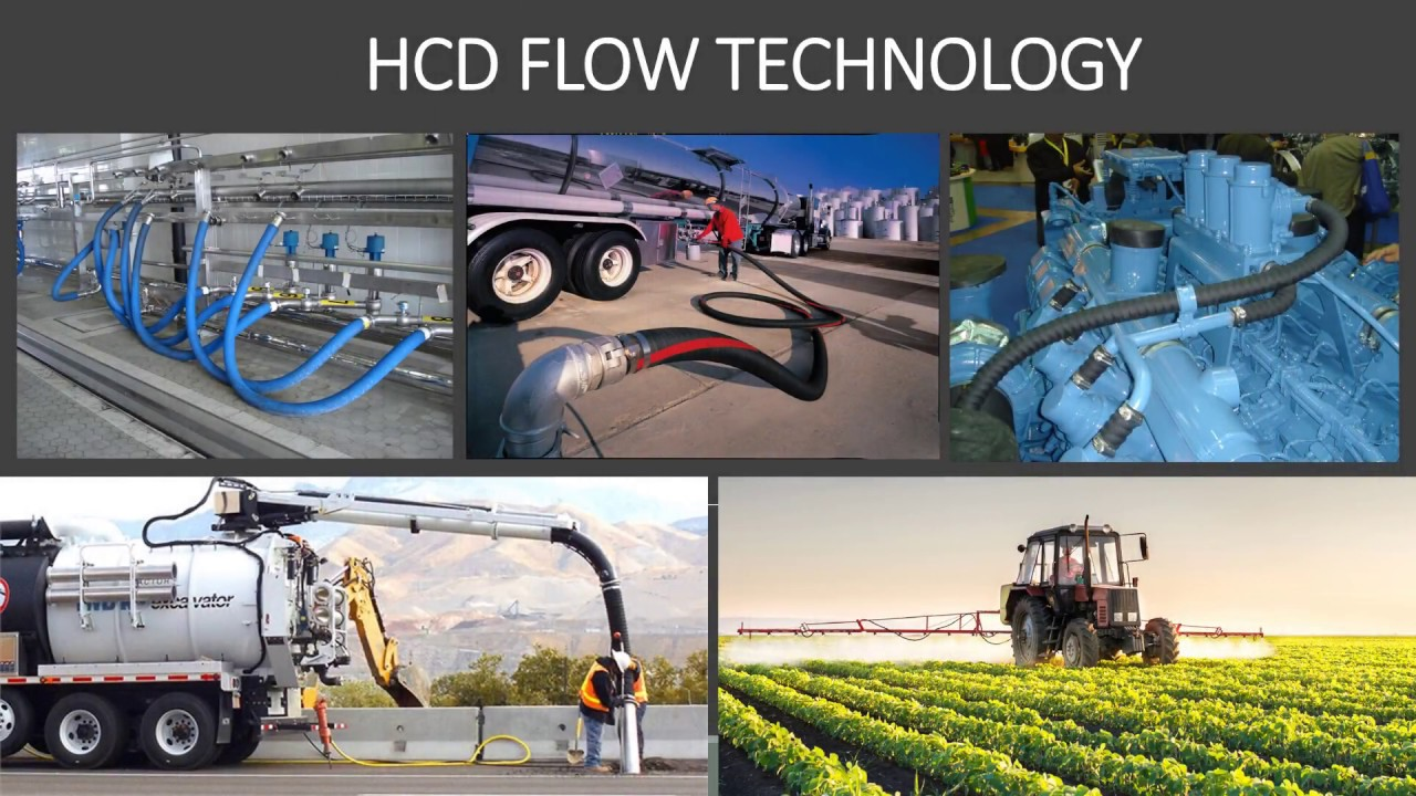 HCD Flow Technology