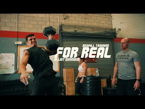 For Real - Episode 9 - feat. Elliot Simmons - Crossfit Games debut.