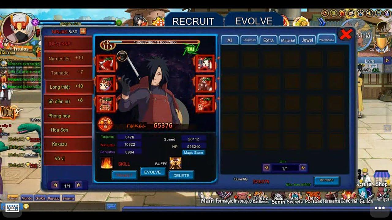 2020 Naruto Privado(Konoha Truyen,Konoha Ninja)