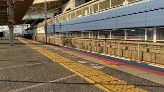 和田岬線103系R1編成送り込み回送 西明石駅通過