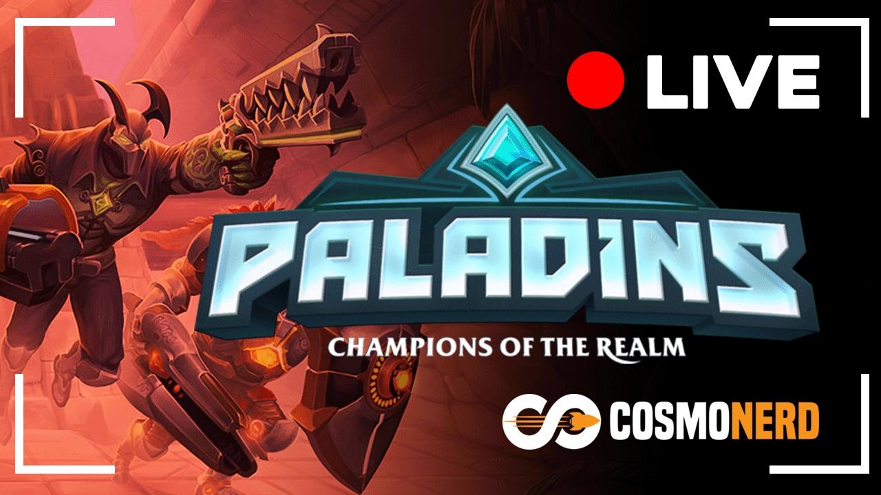 PALADINS GamePlay | Live - YouTube
