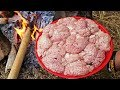 10 GOAT BRAIN FRY RECIPE || RANGERS COOKING BRAINS || HYDERABADI BEST BHEJA FRY