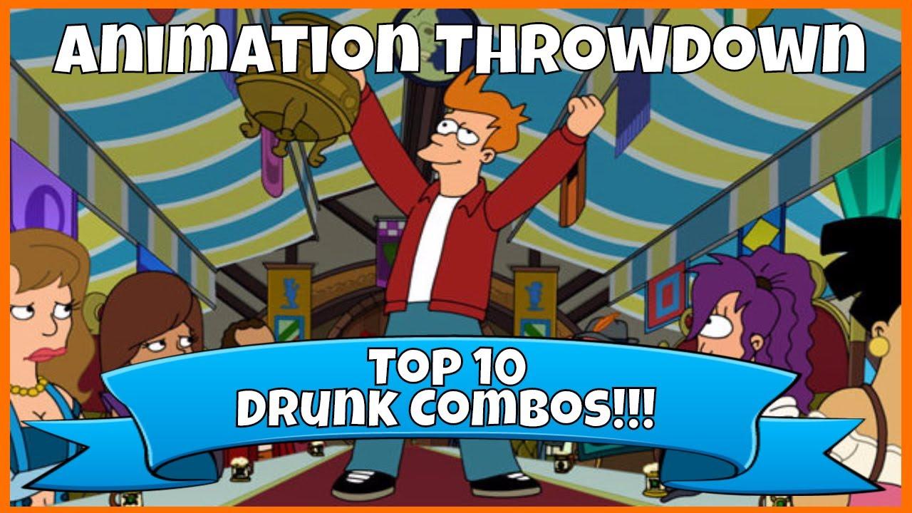 animation domination throwdown