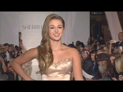 9e750e905dc  Duck Dynasty  Sadie Robertson Hits the Runway at New York Fashion Week
