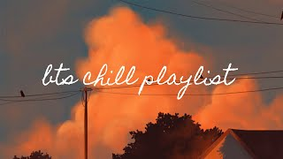 #55 bts chill playlist for reading, studying & relaxing