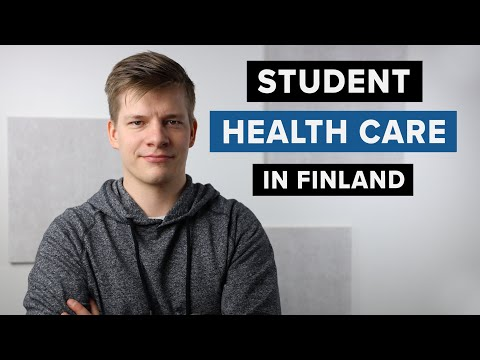 Student health care services in Finland | Study in Finland