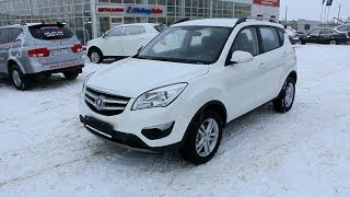 2013 Changan CS35. Start Up, Engine, and In Depth Tour.