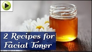 DIY Facial Toner