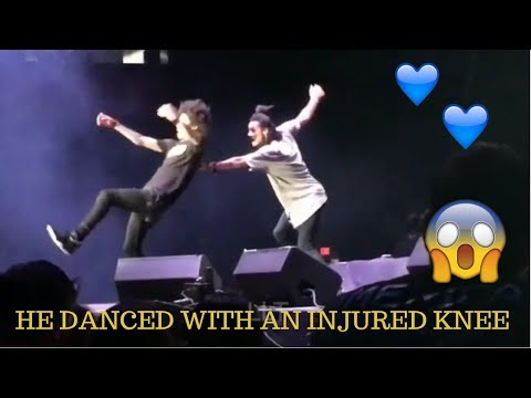 Les Twins x Yandel at Summer Jam in Texas | Performance pt 2