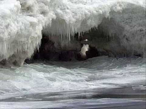 crystal beach ontario ice caves 2014 youtube. Black Bedroom Furniture Sets. Home Design Ideas