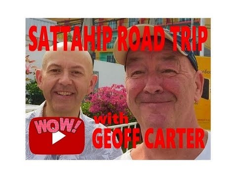 Sattahip with Geoff Carter