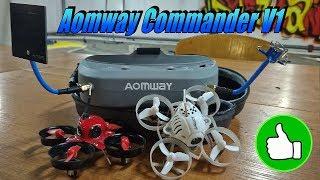Aomway Commander V1 Как Первые FPV Очки