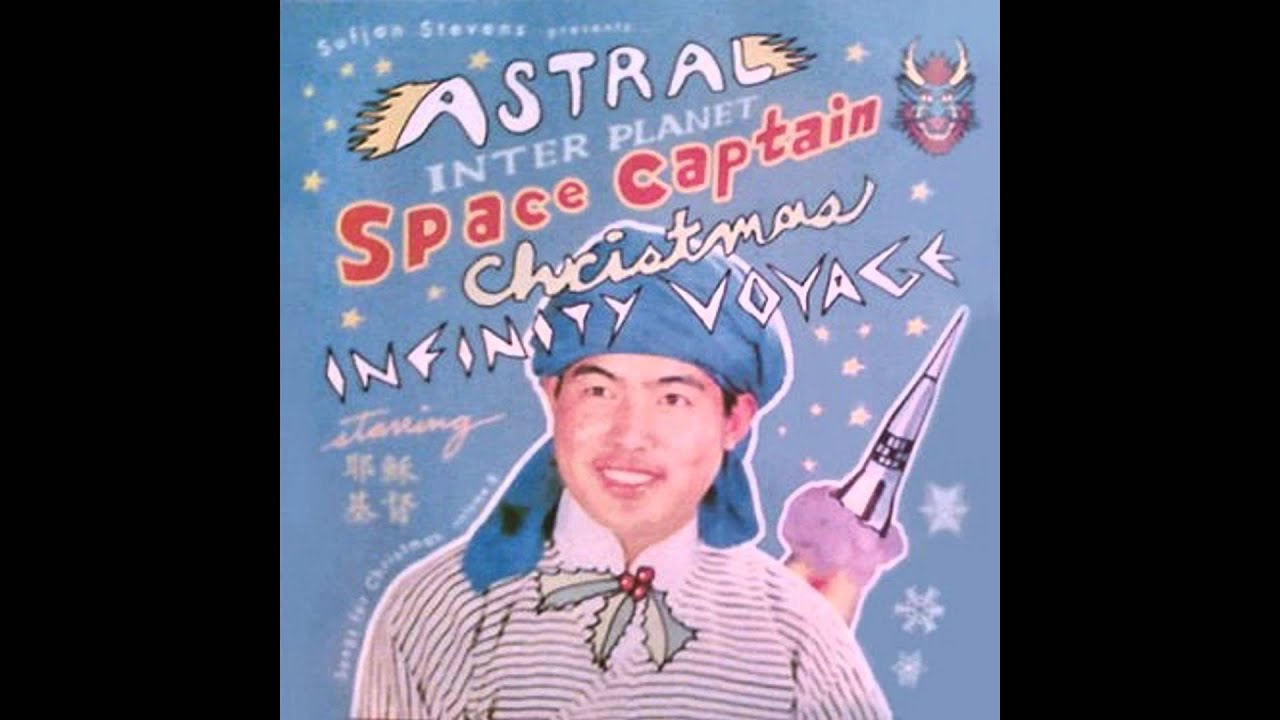 Sufjan Stevens - Christmas Infinity Voyage - Silver and Gold Vol ...