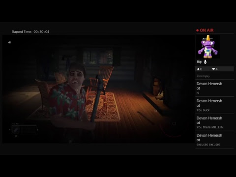 Swimsuit contest wiith Chad - Friday the 13th (Livestream)