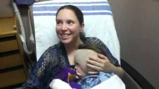 Abigail's cochlear implant surgery Thumbnail