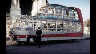 Самые смешные автобусы мира.