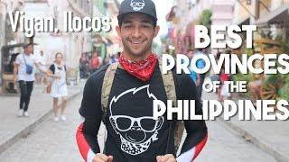 Best Provinces of the Northern Philippines (Vigan, Ilocos)