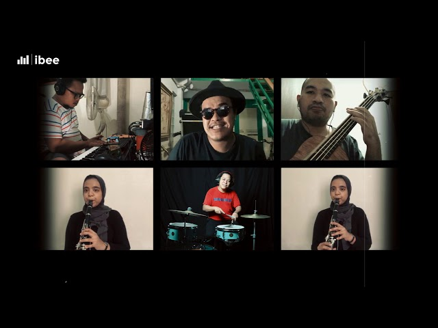 When i'm 64 - The Beatles (Cover) Feat Fiqijaqub & Dareen | IBEEJAM #12