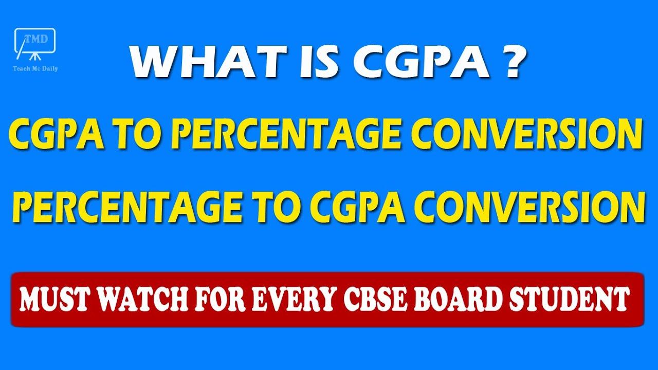 CBSE Class 10 Results 2017: How to calculate CGPA / cbse 10th cgpa calculation