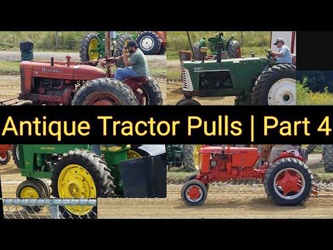 Antique Tractor Pulls   Part 4