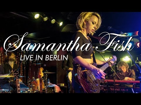 Samantha Fish 2017.11.18 - Berlin, Quasimodo