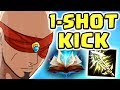 THE LEGENDARY 1-SHOT KICK   HE UNINSTALLED AFTER   THIS IS ACTUALLY SO FUN!! FULL AD LEE SIN JUNGLE