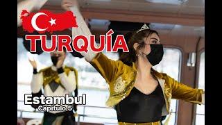 ⛴ Crucero por el Bósforo Estambul   🇹🇷 Turquía # 5   La Ruta de Enrique