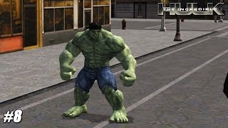 The Incredible Hulk - Wii Playthrough Gameplay 1080p (DOLPHIN) PART 8