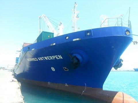 NORMED ANTWERPEN-General Cargo Ship