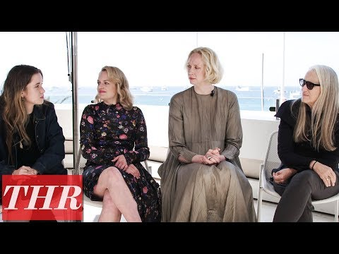 "Elisabeth Moss: Getting into 'Top of the Lake' Character ""Like an Old Pair of Jeans"" 